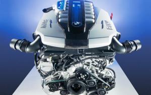 Водородный двигатель