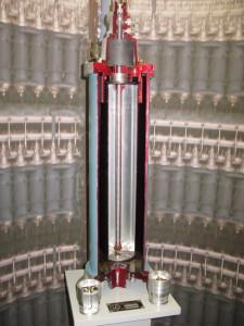 Виды воды урановая центрифуга