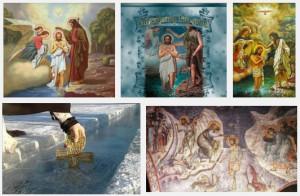 Вода в Крещение