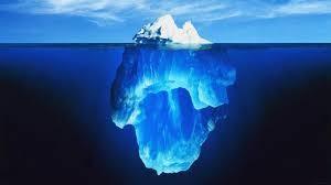 Почему лед плавает в воде