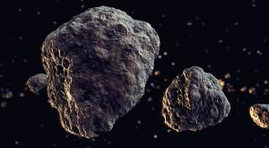 Виды воды метеорит с водой (иллюстрация)