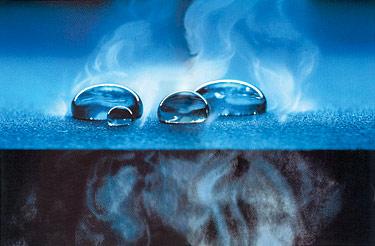 Вода и водяной пар