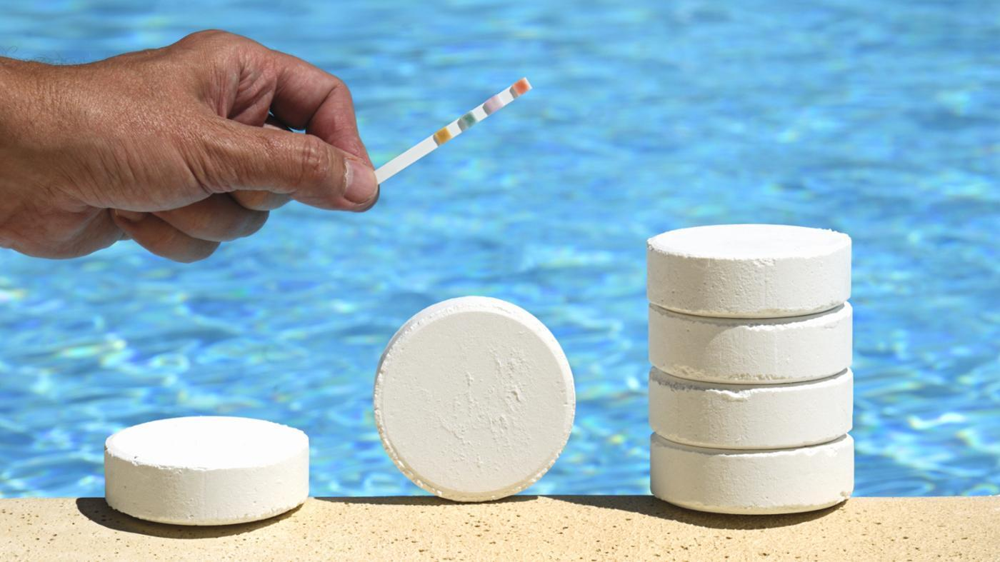 Активный хлор в воде
