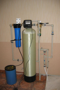 Фильтры воды от железа