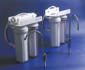 Очищающие фильтры для воды