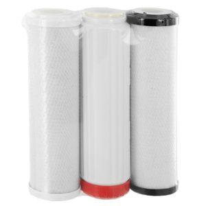 Какие бывают картриджи для фильтра Новая вода?
