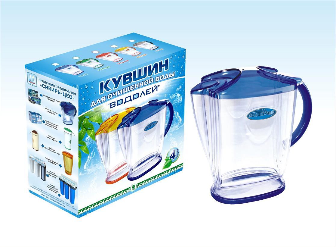 Серебряный фильтр для воды