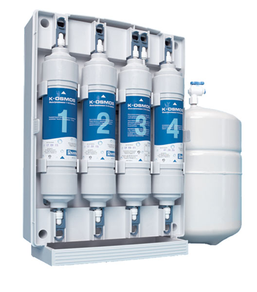 Осмотический фильтр для воды
