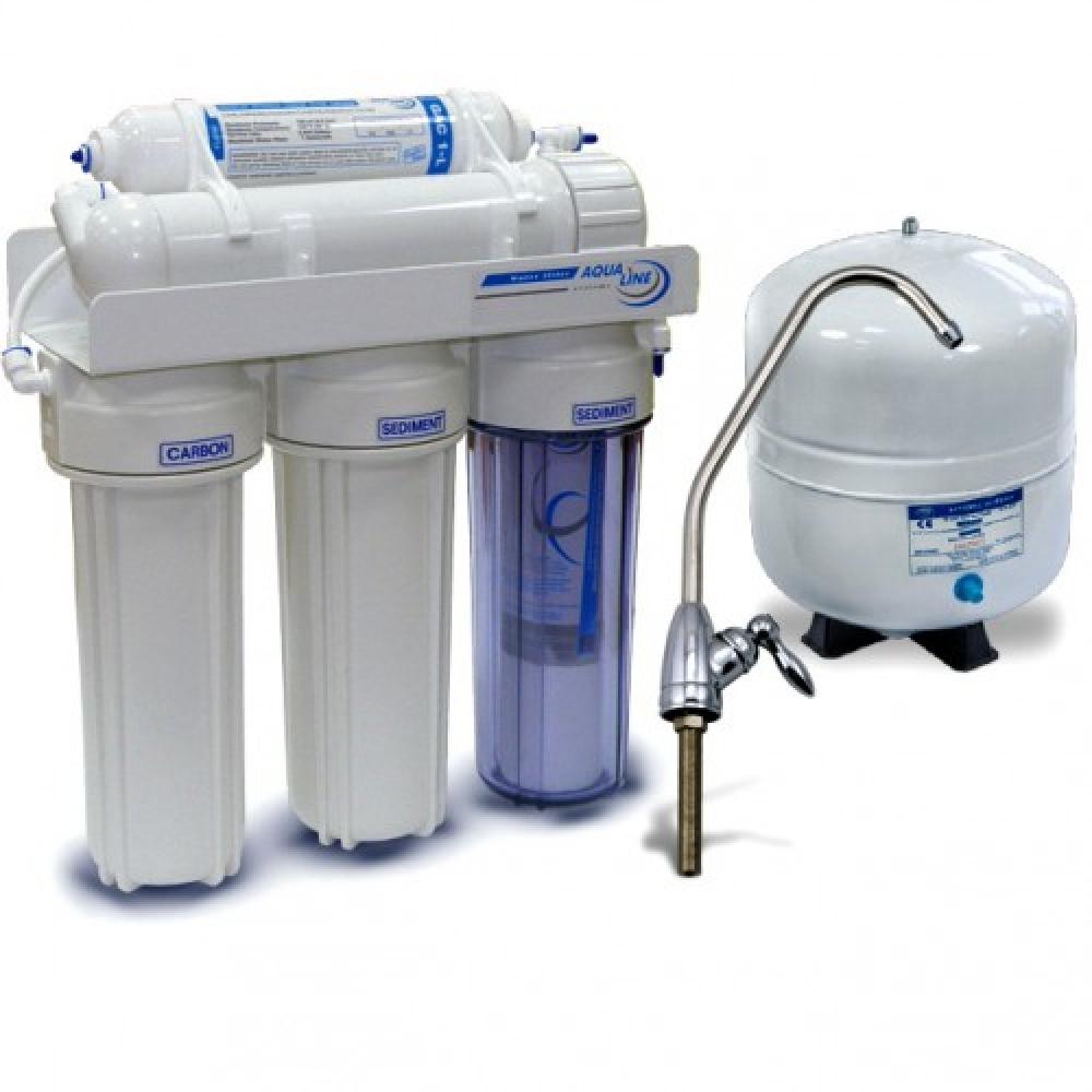 Фильтры для воды обратный осмос как выбрать