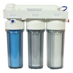 Какой фильтр от известковой воды выбрать?