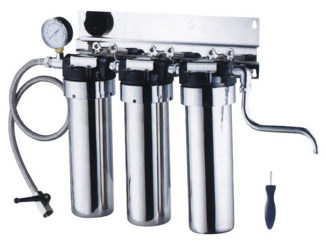 Советы по выбору бытового фильтра для горячей воды