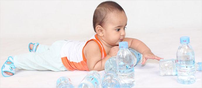 Пьет много воды грудной ребенок