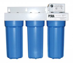 Какой фильтр для воды с большим содержанием железа выбрать?