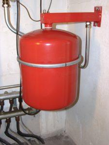 Мембранный расширительный бак для водоснабжения