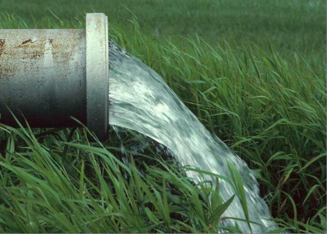 Охраняемый водопровод