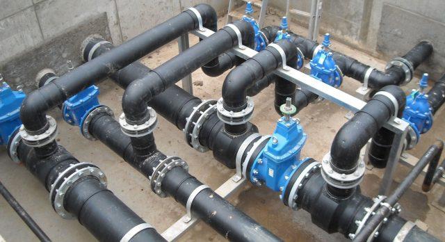 СП наружное водоснабжение